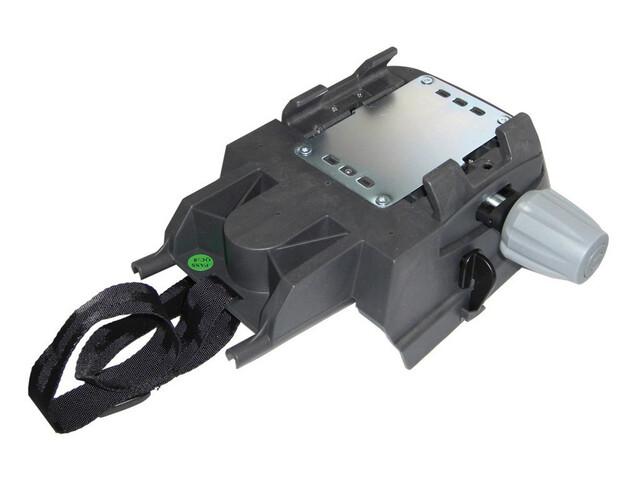 Hamax Rack adapter for Zenith children´s seat black/silver